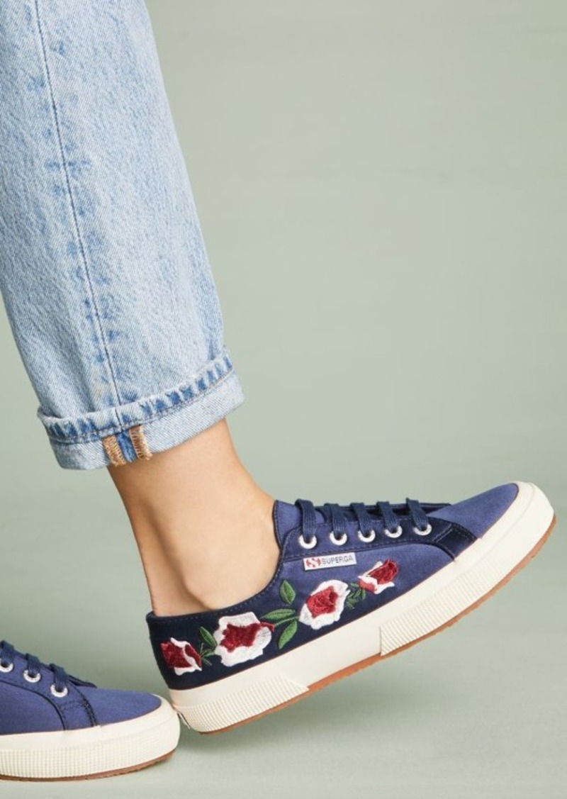 Acquista 2 FUORI QUALSIASI CASO superga denim shoes E