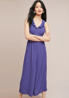 Syros Ruffled Jumpsuit