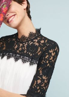 Anthropologie Tabitha Lace Blouse