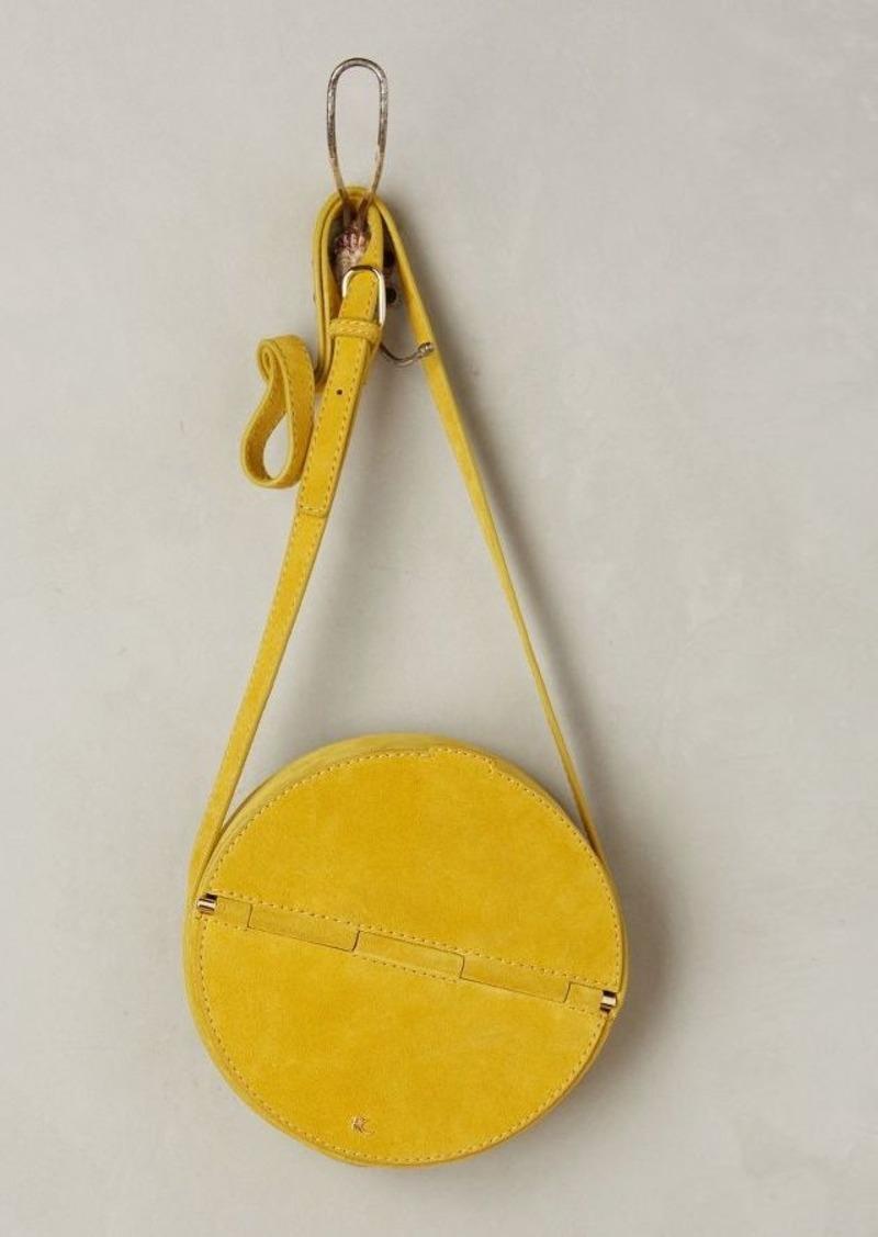 Anthropologie Tambourine Crossbody Bag