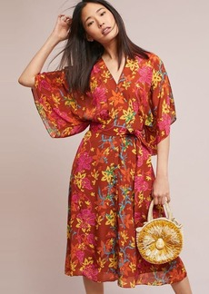 Tambourine Kimono Dress
