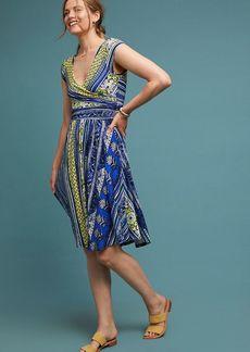 Anthropologie Tamera Wrap Dress