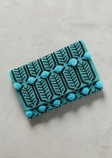 Anthropologie Tara Beaded Clutch