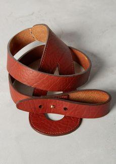 Anthropologie Taya Looped Belt