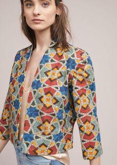 Tazia Geometric Jacket