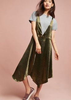 Tee Layered Slip Dress