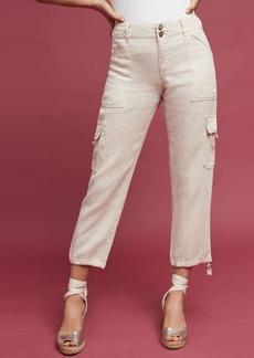 Terrain Linen Cargo Pants