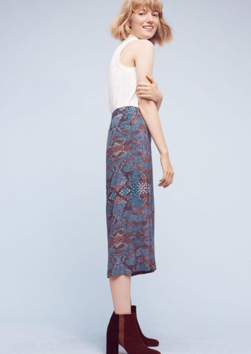 Anthropologie The Essential Culotte