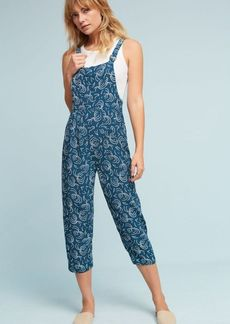 Anthropologie Tidal Jumpsuit