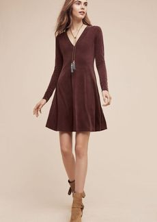 Toute V-Neck Dress