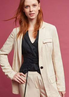 Tracy Reese Structured Blazer