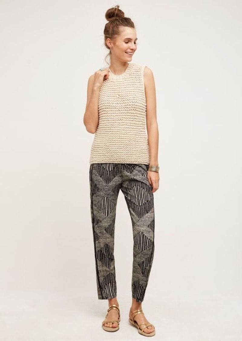 Anthropologie Trinh Joggers
