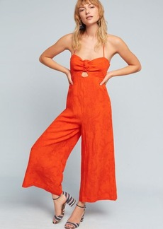 Anthropologie Tropicale Jumpsuit