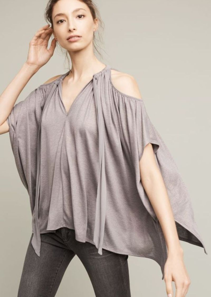 Anthropologie Tulay Open-Shoulder Top