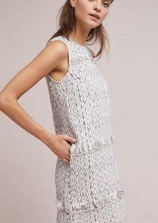 Anthropologie Tweed Shift Dress