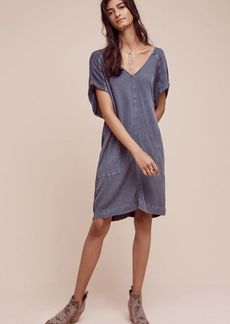 V-Neck Pocket Tunic