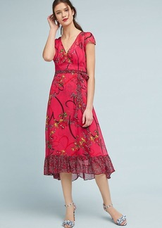 Valentine Wrap Dress