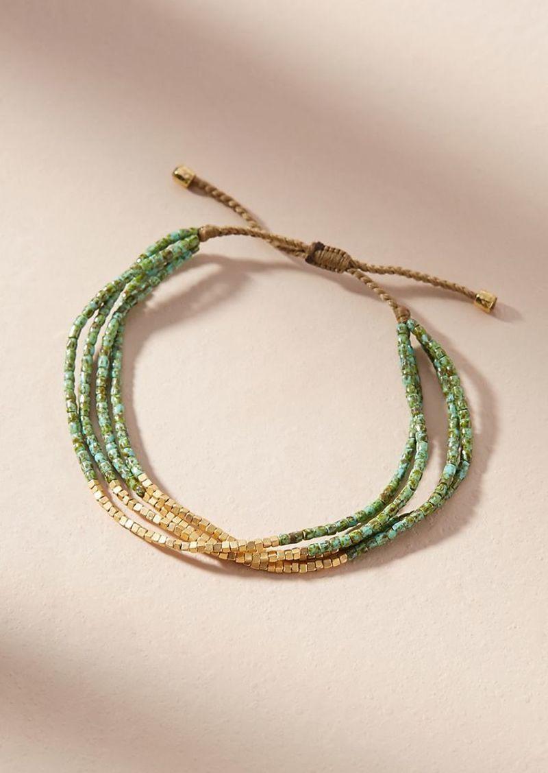 Anthropologie Venture Layered Bracelet M6abdISZ