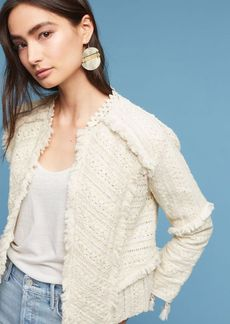Violette Lace Embroidered Jacket
