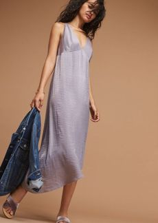 Winnie Woven Slip Dress