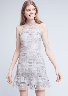 Anthropologie Winningham Lace Dress