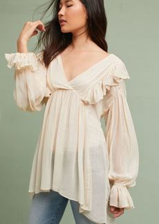 Anthropologie Wynne Tunic Top