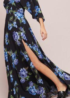 Anthropologie Yumi Kim Kimono Maxi Dress