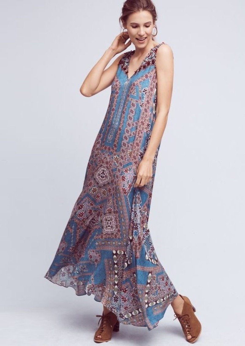 Anthropologie Zarna Maxi Dress