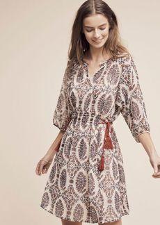 Zharah Peasant Dress