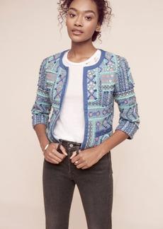 Zinaida Embroidered Jacket