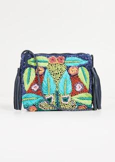 Antik Batik Lila Cross Body Bag