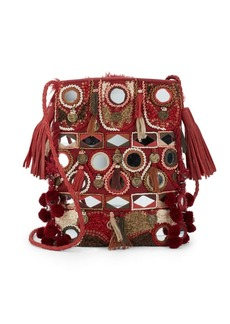 Antik Batik Sequined Shoulder Bag