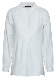 Antik Batik Woman Cotton-poplin Shirt Off-white