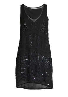 Antik Batik Birma Beaded Tank Dress
