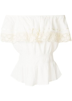 Antik Batik off-shoulder blouse