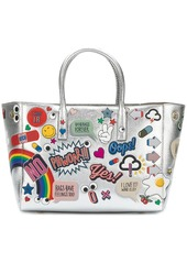 Anya Hindmarch All Over Stickers Ebury tote
