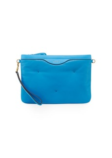 Anya Hindmarch Chubby Crossbody Leather Pouch-on-Strap