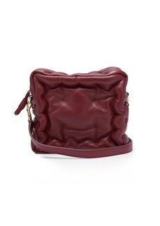 Anya Hindmarch Chubby Cube leather cross-body bag