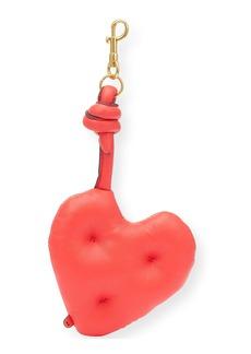 Anya Hindmarch Chubby Heart Charm Key Chain