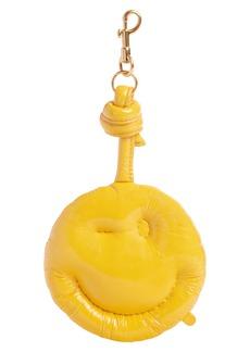 Anya Hindmarch Chubby Smiley Face Bag Charm