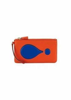 Anya Hindmarch Exclamation ! Wristlet Bag