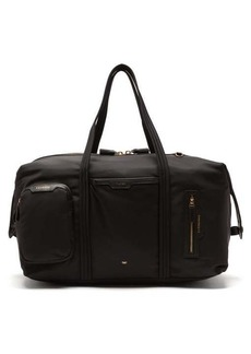 Anya Hindmarch In-Flight multi-pocket technical-canvas holdall