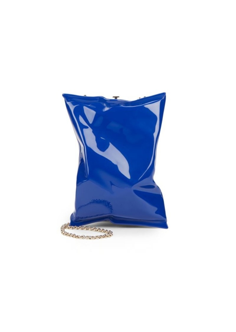 Anya Hindmarch Crisp Packet Convertible Clutch