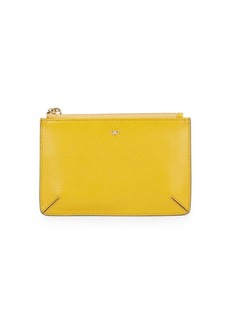 Anya Hindmarch Leather Pocket Wallet