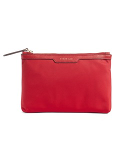 Anya Hindmarch Loose Pocket First Aid Nylon Pouch