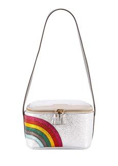Anya Hindmarch Lunch Box Rainbow Shoulder Bag
