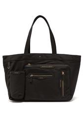 Anya Hindmarch Multi-pocket recycled-fibre tote bag
