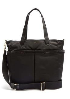 Anya Hindmarch Multi-pocket small nylon changing bag