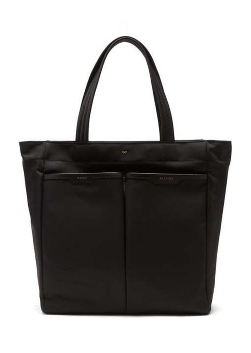 Anya Hindmarch Nevis recycled-fibre tote bag