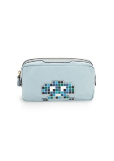 Anya Hindmarch Pixel Robot Makeup Bag